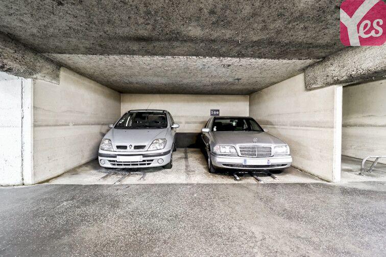 Parking Gare - Brèche aux Loups - Belle Croix - Ozoir-la-Ferrière sécurisé