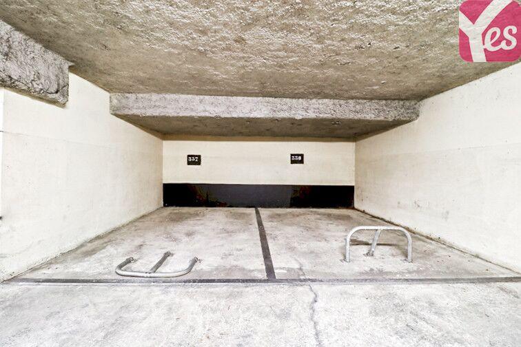 Parking Gare - Brèche aux Loups - Belle Croix - Ozoir-la-Ferrière 24/24 7/7