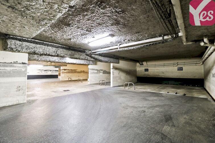 Parking Gare - Brèche aux Loups - Belle Croix - Ozoir-la-Ferrière caméra