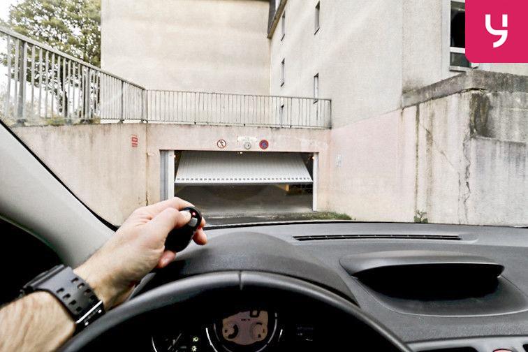 location parking Gare - Brèche aux Loups - Belle Croix - Ozoir-la-Ferrière