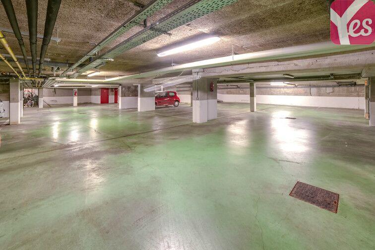 Parking Mairie - Verrières-le-Buisson souterrain