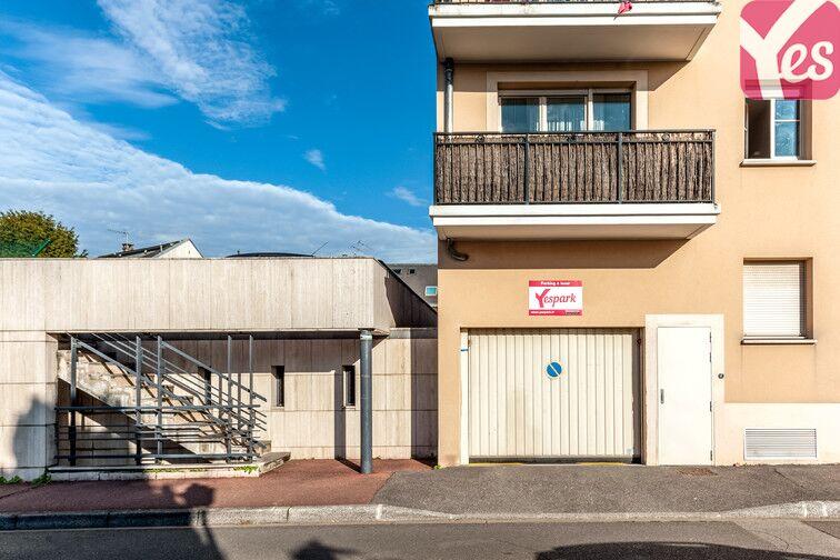 Parking Mairie - Verrières-le-Buisson garage