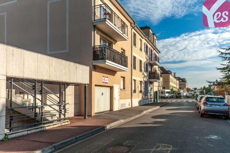 Parking Mairie - Verrières-le-Buisson 24/24 7/7