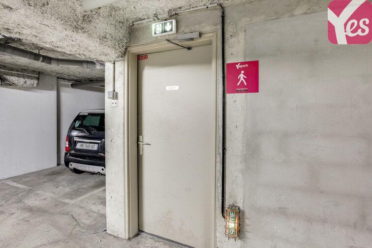 Parking Massy-Opéra 1 - La Bonde - Massy 91300