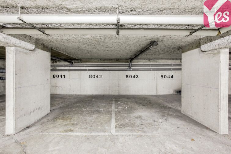 Parking Massy-Opéra 1 - La Bonde - Massy box