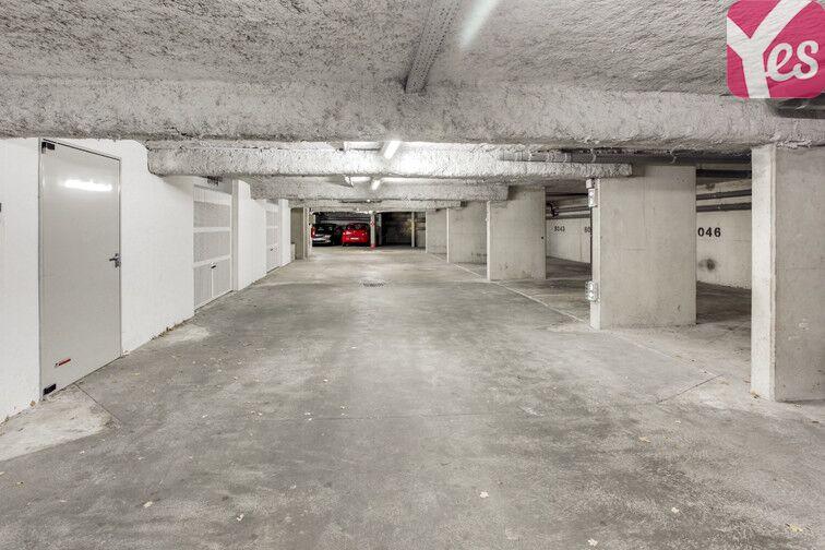 Parking Massy-Opéra 1 - La Bonde - Massy souterrain