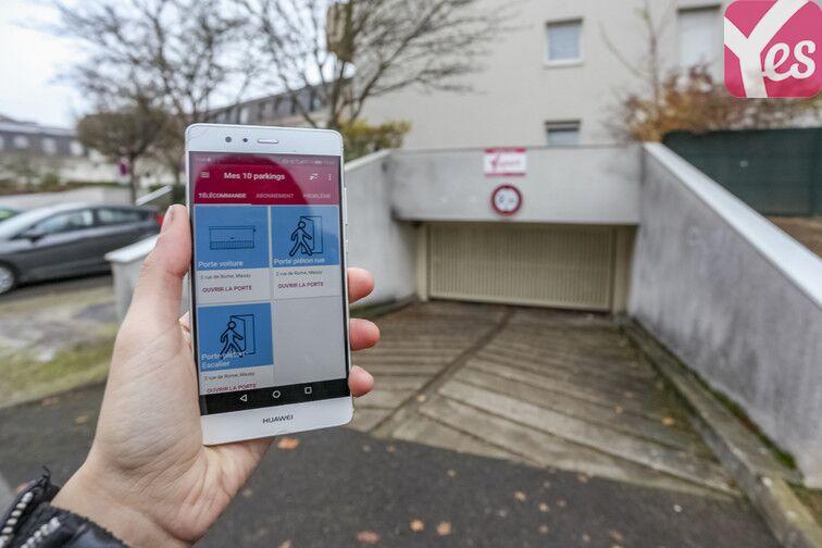 location parking Massy-Opéra 1 - La Bonde - Massy