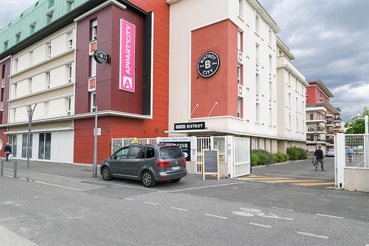 Parking Aéroport du Bourget - Blanc-Mesnil 93150