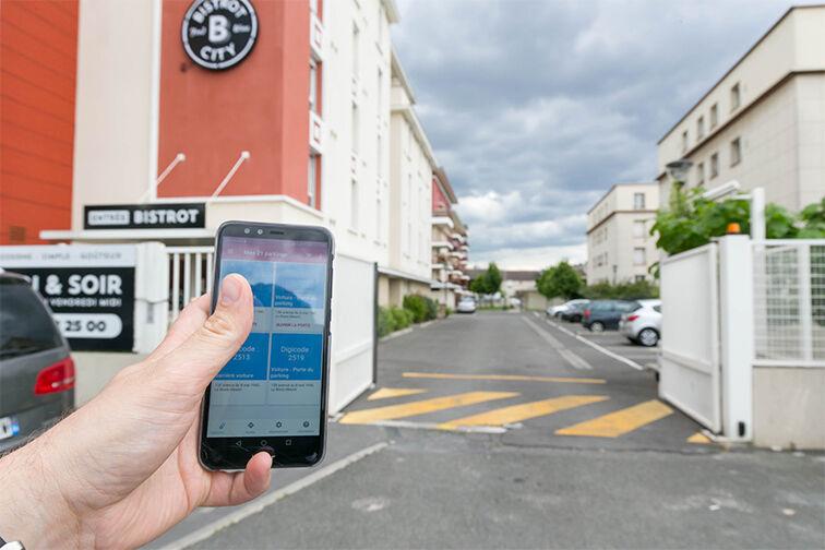 location parking Aéroport du Bourget - Blanc-Mesnil