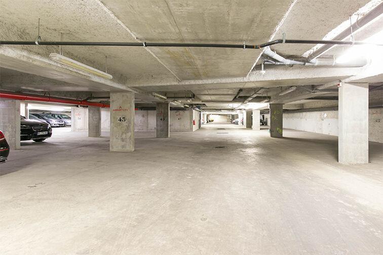 Parking Aéroport du Bourget - Blanc-Mesnil sécurisé
