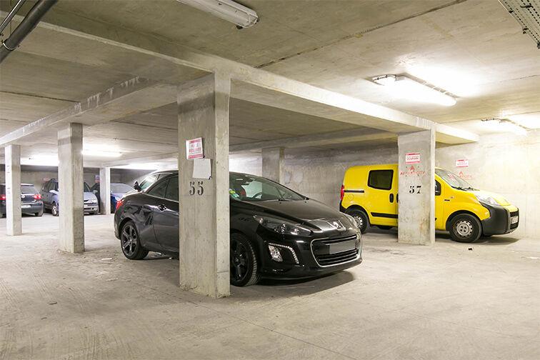 Parking Aéroport du Bourget - Blanc-Mesnil gardien