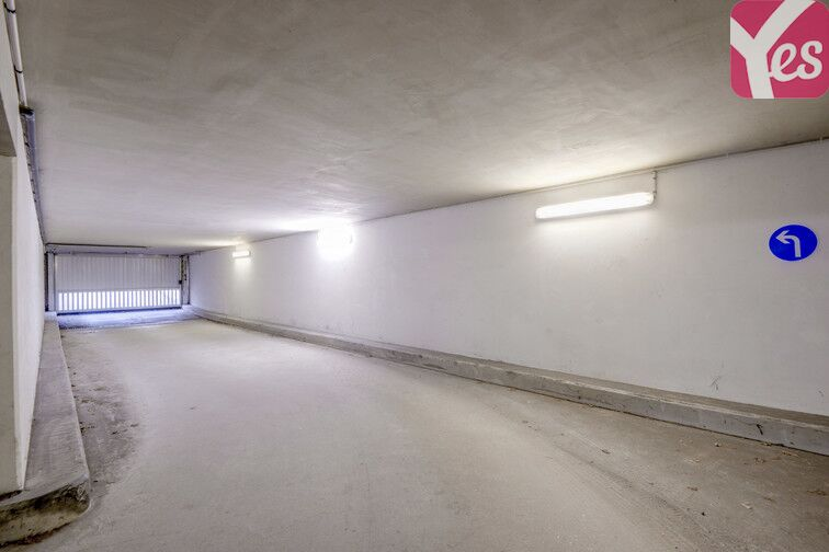 Parking Le Mail - Vélizy-Villacoublay souterrain