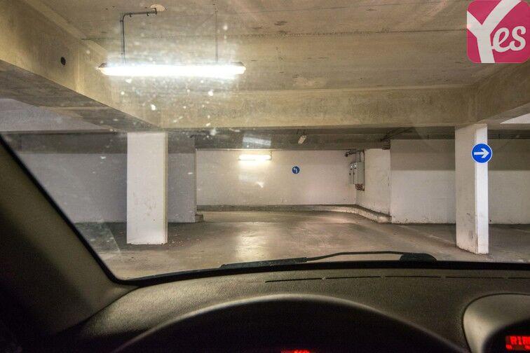 Parking Le Mail - Vélizy-Villacoublay garage