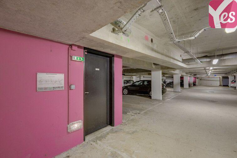 Parking Le Mail - Vélizy-Villacoublay sécurisé