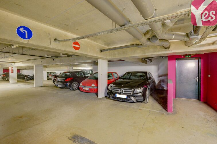 Parking Le Mail - Vélizy-Villacoublay location