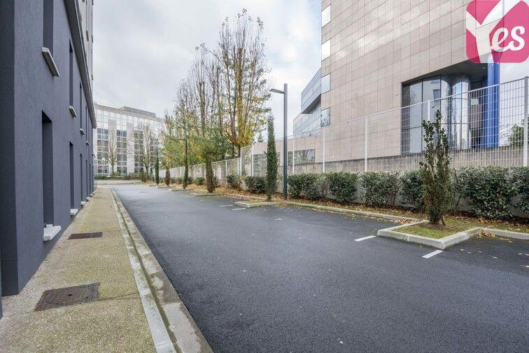 Parking Zone industrielle - Vélizy-Villacoublay Vélizy-Villacoublay