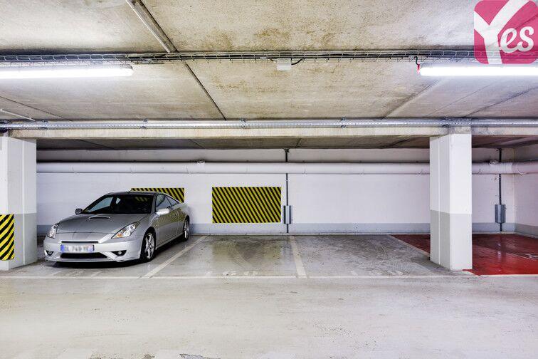 Parking Vélizy 2 - Vélizy-Villacoublay gardien