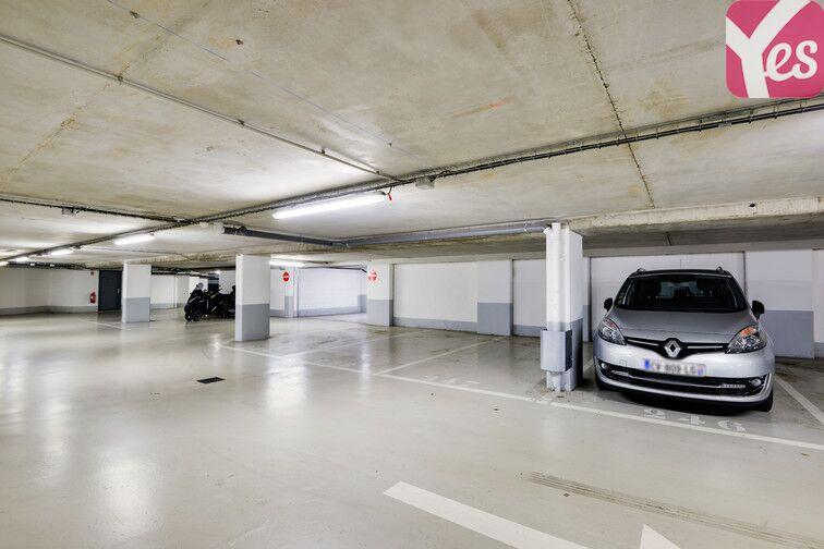Parking Vélizy 2 - Vélizy-Villacoublay souterrain