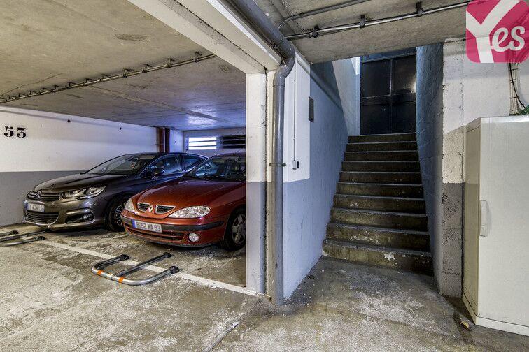 Parking Parc de la Butte Verte - Est - Noisy-le-Grand 24/24 7/7