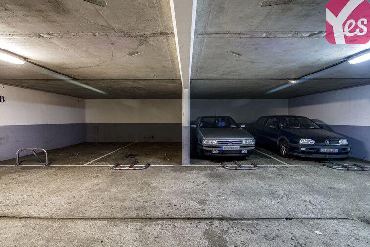 Parking Parc de la Butte Verte - Est - Noisy-le-Grand caméra