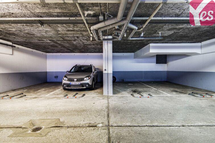 Parking Parc de la Butte Verte - Est - Noisy-le-Grand sécurisé