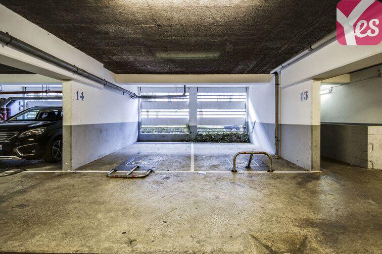 Parking Parc de la Butte Verte - Est - Noisy-le-Grand garage