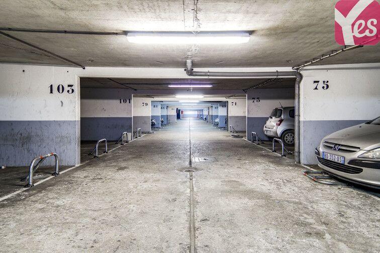 Parking Parc de la Butte Verte - Est - Noisy-le-Grand pas cher