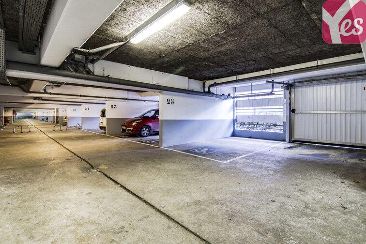 Parking Parc de la Butte Verte - Est - Noisy-le-Grand Noisy-le-Grand