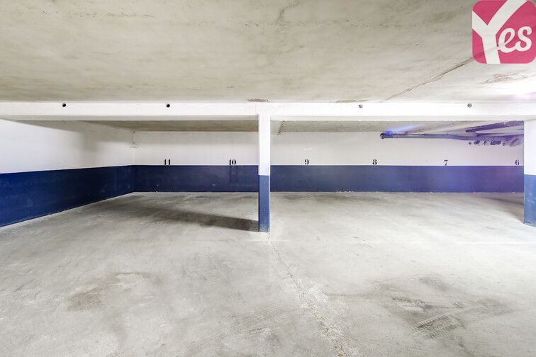Parking Petit Ivry - Ivry-sur-Seine - Droite sécurisé