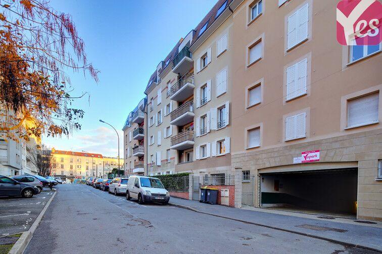 Parking Petit Ivry - Ivry-sur-Seine - Droite 94200