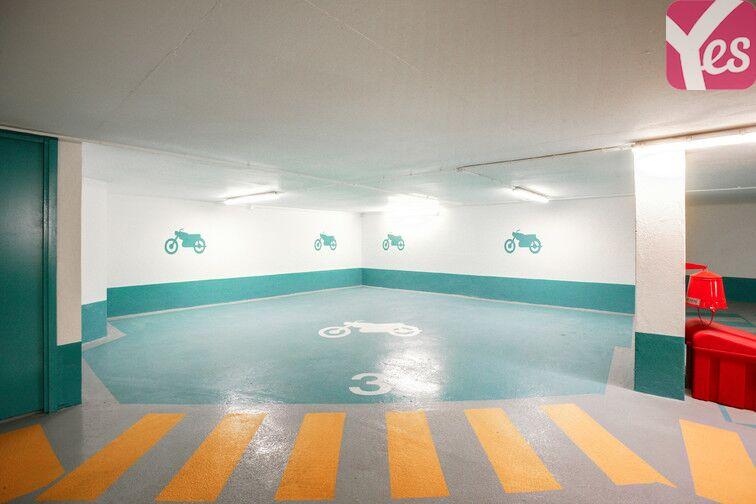 Parking Saint-Placide - Paris 6 gardien