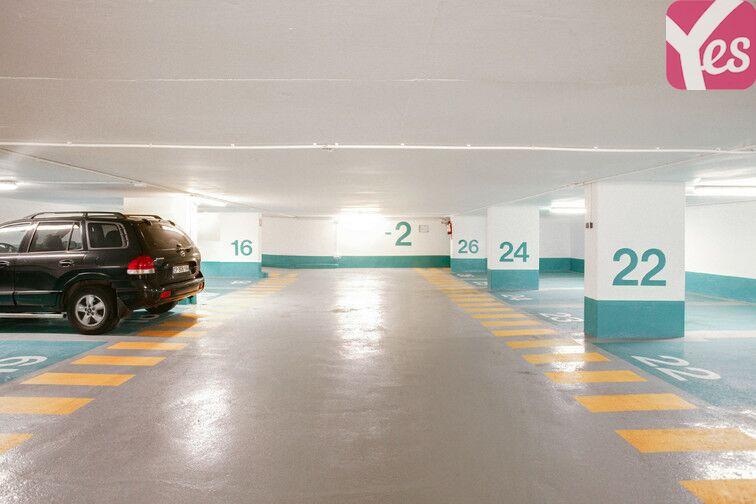 Parking Saint-Placide - Paris 6 garage