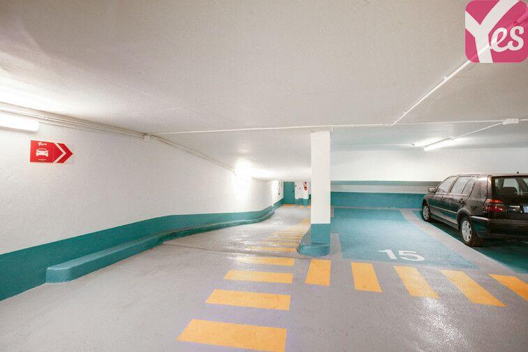 Parking Saint-Placide - Paris 6 sécurisé