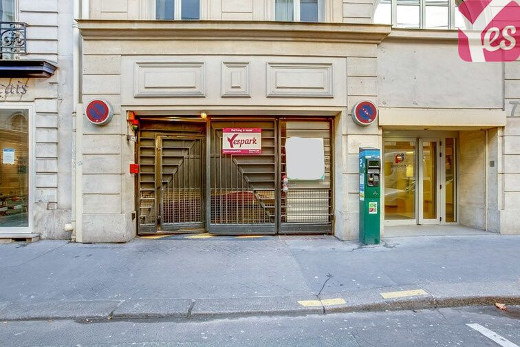 Parking Saint-Placide - Paris 6 en location