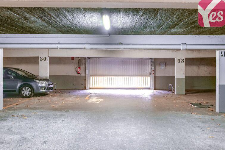 Parking Le Gandouget - Les 4 Arbres - Les Coudrays - Élancourt sécurisé