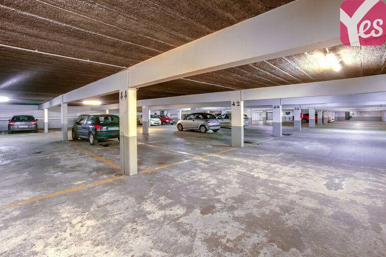 Parking Le Gandouget - Les 4 Arbres - Les Coudrays - Élancourt souterrain