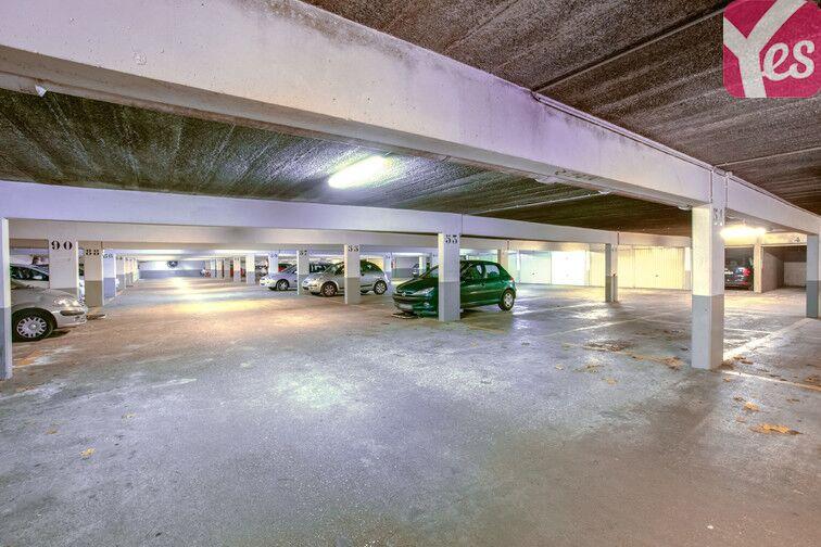 Parking Le Gandouget - Les 4 Arbres - Les Coudrays - Élancourt gardien