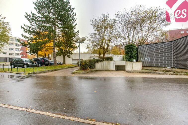 Parking Le Gandouget - Les 4 Arbres - Les Coudrays - Élancourt box