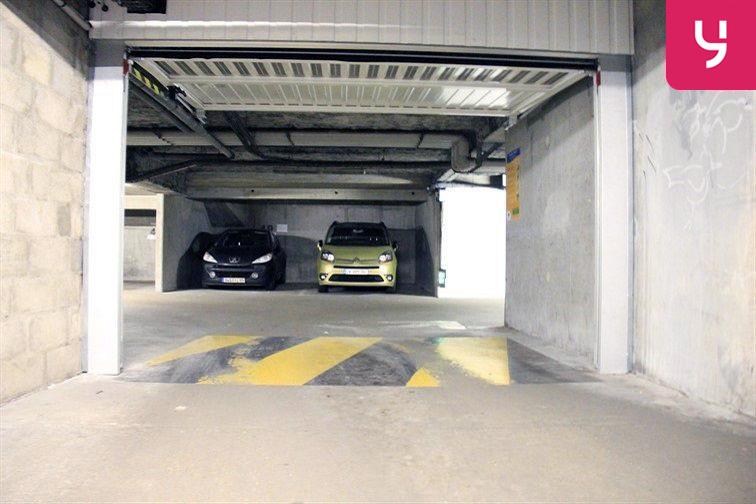 Parking Cergy - Le Haut 24/24 7/7