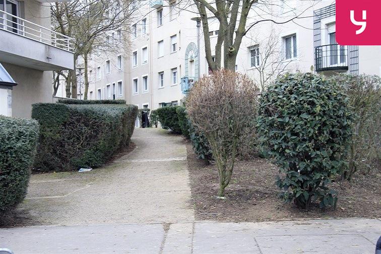 Parking Cergy - Le Haut en location