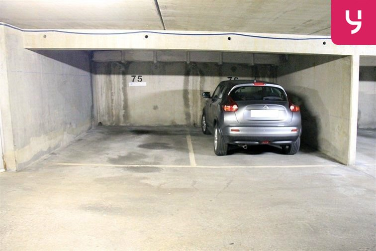 Parking Cergy - Le Haut garage