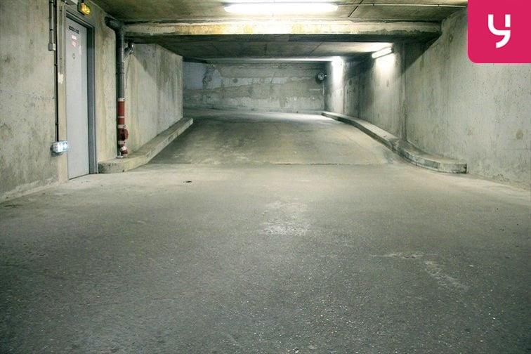 Parking Cergy - Le Haut à louer