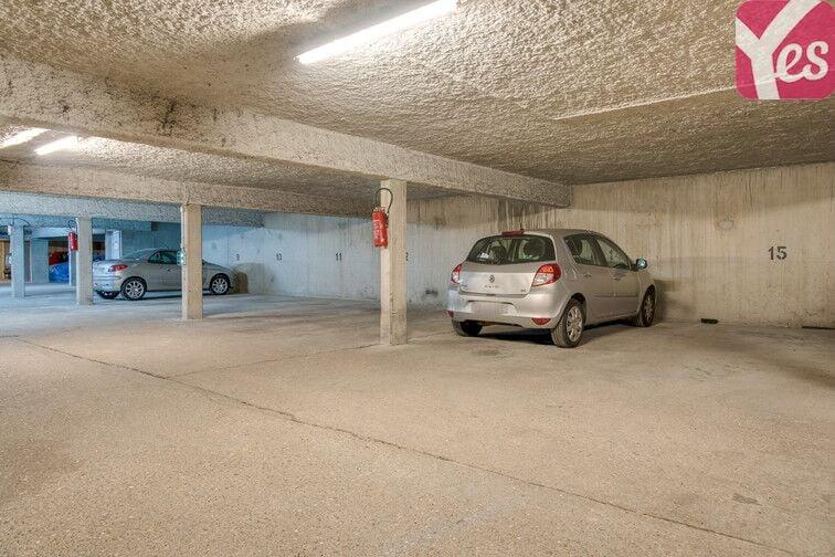 Parking Charles Michels - avenue Emile Zola - Paris 15 box