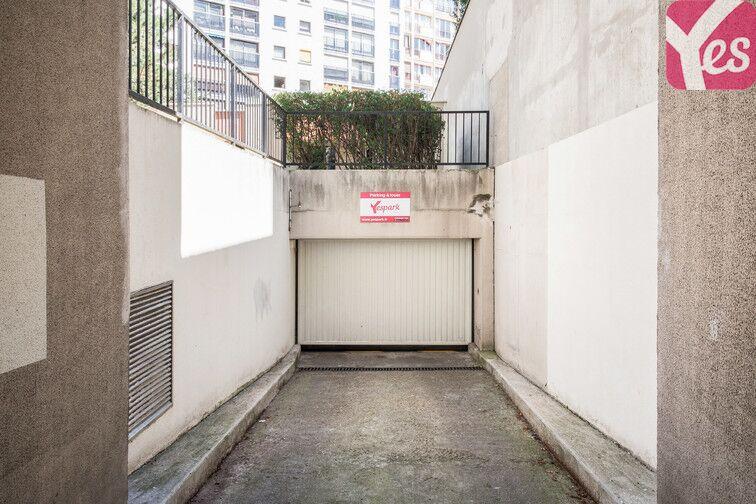 Parking Charles Michels - avenue Emile Zola - Paris 15 sécurisé