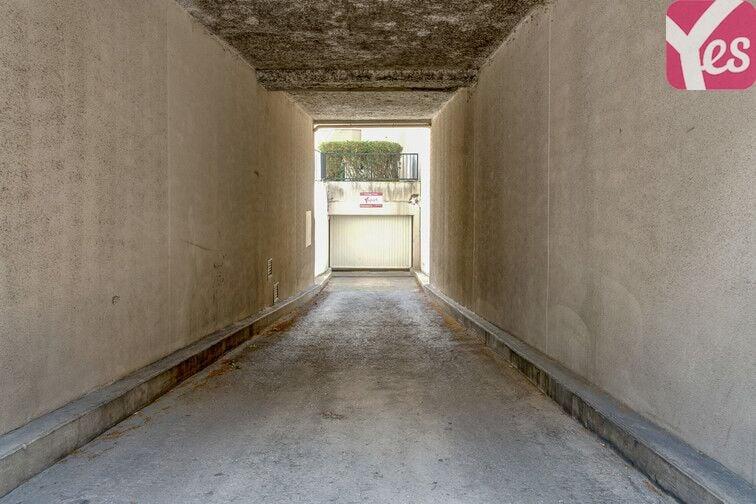 Parking Charles Michels - avenue Emile Zola - Paris 15 75015