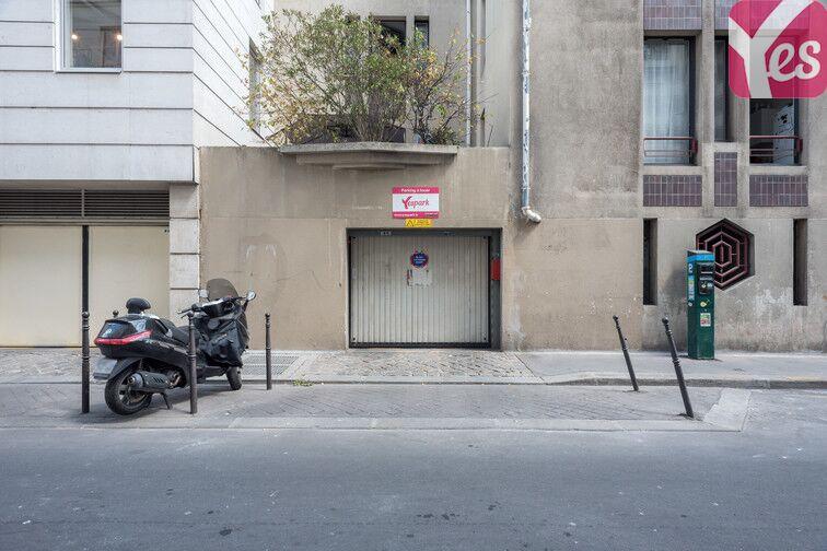 Parking Archives - Le Marais - Paris 3 à louer