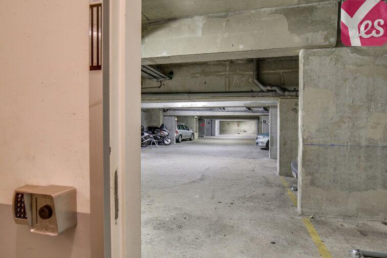 Parking Pernety - Paris 14 sécurisé