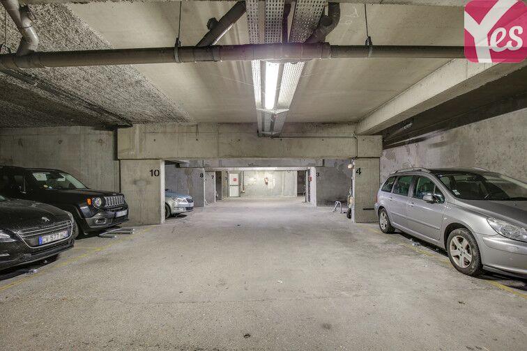 Parking Pernety - Paris 14 gardien