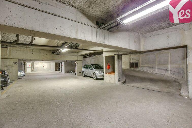 Parking Pernety - Paris 14 garage