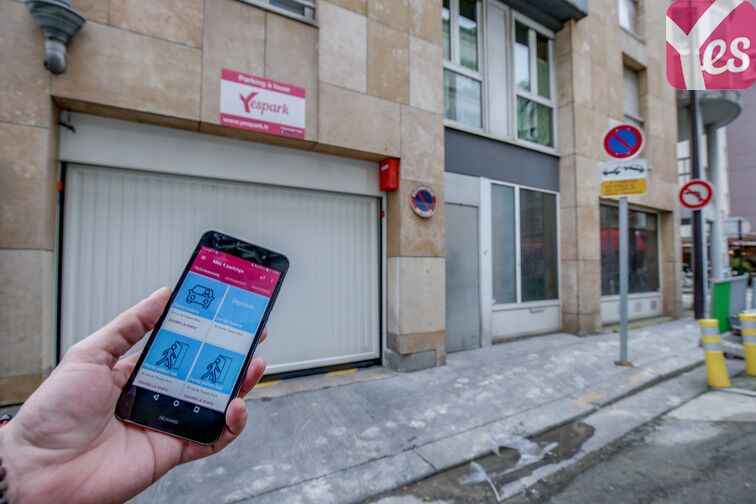 location parking Pernety - Paris 14